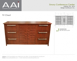 Emory Conference Center Chest