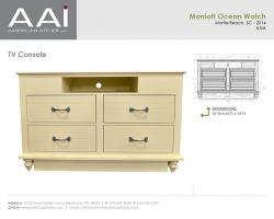 Marriott Ocean Watch Console