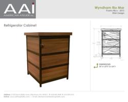 Wyndham Rio Mar Cabinet