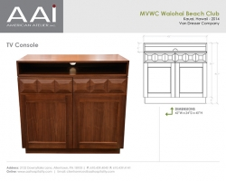 Waiohai Beach Club Console